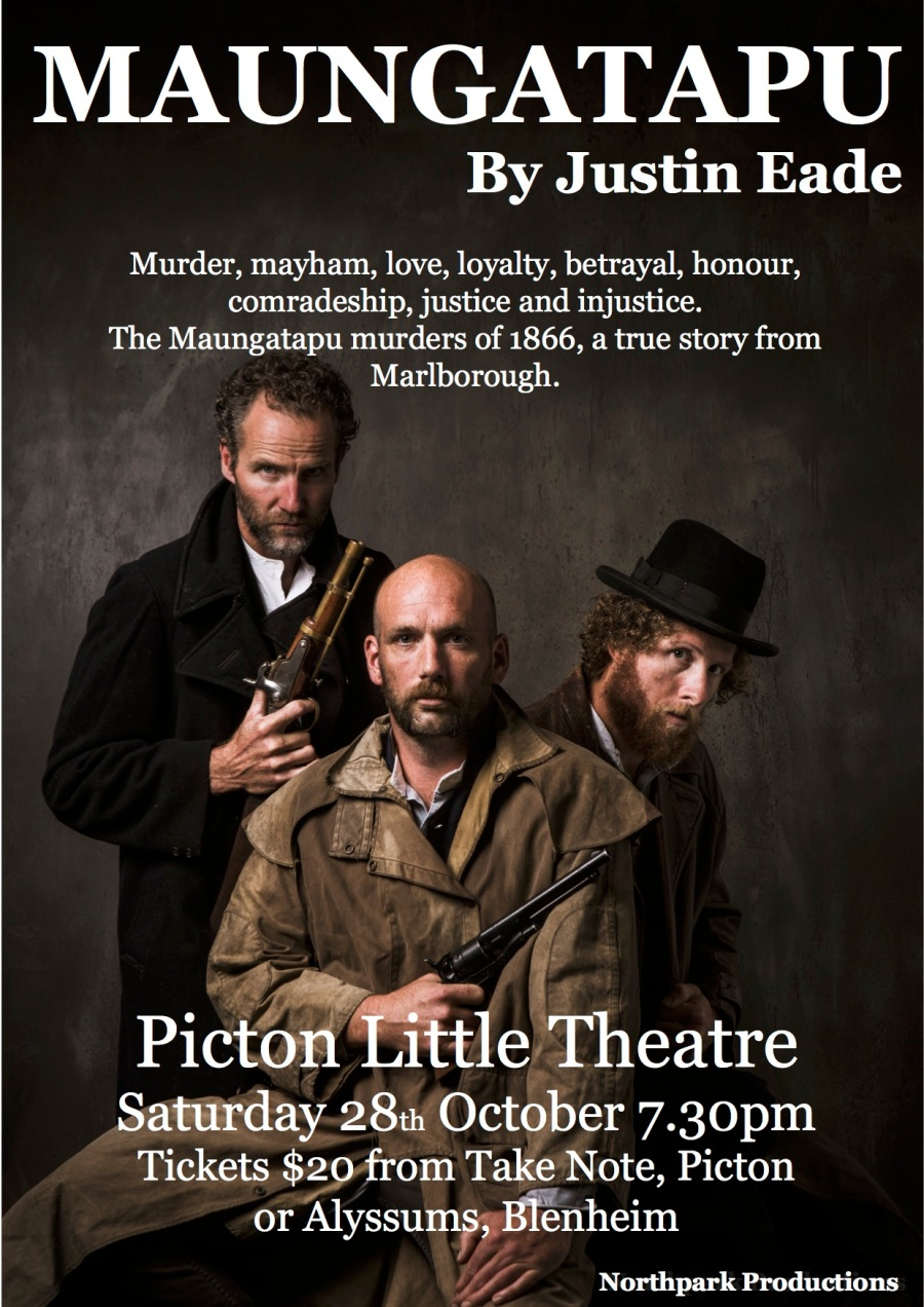 Maungatapu Poster Picton